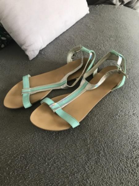 Donne sandales d été la redoute taille 38